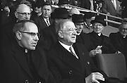 Senior Football Final Down vs Kerry, Croke Park, President Éamon de Valera.25.09.1960