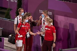 Helgstrand Adreas, DEN, Team Denmark<br /> Olympic Games Tokyo 2021<br /> © Hippo Foto - Dirk Caremans<br /> 27/07/2021
