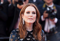 Julianne Moore at the Okja gala screening,  at the 70th Cannes Film Festival Friday 19th May 2017, Cannes, France. Photo credit: Doreen Kennedy