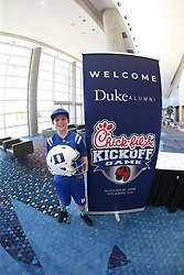 Dale pre-game hospitality prior to the Chick-fil-A Kickoff Game at the Mercedes-Benz Stadium, Saturday, August 31, 2019, in Atlanta. Alabama won 42-3. (Chris Eason via Abell Images for Chick-fil-A Kickoff)