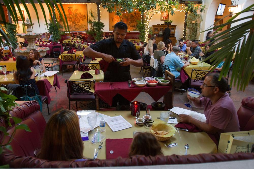 El Paseo Mexican Restaurant is a popular eatery in Santa Barbara, CA.