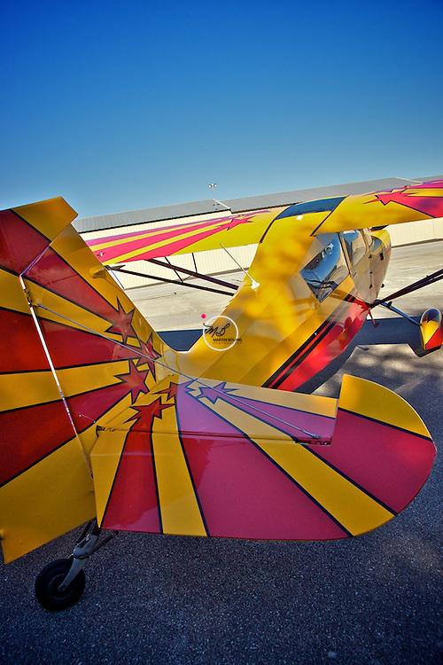 Decathlon Airplane