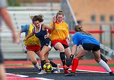 08/17/20 BHS Girls Soccer Practice