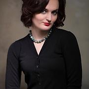 Justine Shook studio portraits