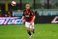 Fotball<br /> Italia<br /> Foto: Inside/Digitalsport<br /> NORWAY ONLY<br /> <br /> Cristian Brocchi (Milan)<br /> <br /> 05.04.2008<br /> Milan v Cagliari (3-1)