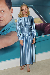 November 13, 2018 - New York, NY, USA - November 13, 2018 New York City..Maggie Nixon attending the premiere of 'Green Book' on November 13, 2018 in New York City. (Credit Image: © Kristin Callahan/Ace Pictures via ZUMA Press)