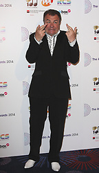 PAUL ROSS arrives for the Radio Academy Awards, London, United Kingdom. Monday, 12th May 2014. Picture by i-Images