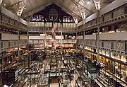 Interior of Pitt Rivers Museum