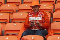 Blackpool fans look forward to the match<br /> <br /> Photographer Stephen White/CameraSport<br /> <br /> Football - The EFL Sky Bet League Two - Blackpool v Wycombe Wanderers - Saturday 20 August 2016 - Bloomfield Road - Blackpool<br /> <br /> World Copyright © 2016 CameraSport. All rights reserved. 43 Linden Ave. Countesthorpe. Leicester. England. LE8 5PG - Tel: +44 (0) 116 277 4147 - admin@camerasport.com - www.camerasport.com<br /> <br /> Photographer Stephen White/CameraSport<br /> <br /> Football - The EFL Sky Bet League Two - Blackpool v Wycombe Wanderers - Saturday 20 August 2016 - Bloomfield Road - Blackpool<br /> <br /> World Copyright © 2016 CameraSport. All rights reserved. 43 Linden Ave. Countesthorpe. Leicester. England. LE8 5PG - Tel: +44 (0) 116 277 4147 - admin@camerasport.com - www.camerasport.com