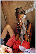 Known as the 'bloody mela' because of the soaring heat, the Ujjain mela is one of the four of Indias Hindu Khumb Mela festivals.<br />