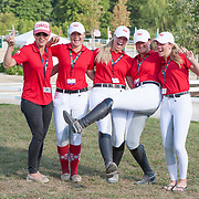 North American Junior and Young Rider Championships