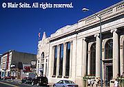 Commercial Building facades, Scranton, Lackawanna Co., PA