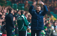 05/11/15 UEFA EUROPA LEAGUE GROUP STAGE<br /> CELTIC v MOLDE FK<br /> CELTIC PARK - GLASGOW<br /> Molde manager Ole Gunnar Solksjaer