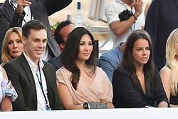 Louis Ducruet, Marie Chevallier and Pauline Ducruet attend Amber Lounge UNITE 2018 in aid of Sir Jackie Stewart's foundation 'Race Against Dementia' at Le Meridien Hotel on May 25, 2018 in Monte-Carlo, Monaco. Photo by Laurent Zabulon/ABACAPRESS.COM