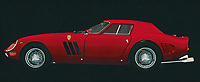 The Ferrari 250 GTO is a GT car produced by Ferrari from 1962 to 1964 for homologation into the FIA's Group 3 Grand Touring Car category. It was powered by Ferrari's Tipo 168/62 Colombo V12 engine. -<br /> BUY THIS PRINT AT<br /> <br /> FINE ART AMERICA<br /> ENGLISH<br /> https://janke.pixels.com/featured/ferrari-250-gto-1964-side-view-jan-keteleer.html<br /> <br /> WADM / OH MY PRINTS<br /> DUTCH / FRENCH / GERMAN<br /> <br /> https://www.werkaandemuur.nl/nl/shopwerk/Ferrari-250-GTO-1964-zijaanzicht/589395/132<br /> -