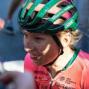29-06-2019: Wielrennen: NK weg vrouwen: Ede   finish Lorena Wiebes, Nederlands kampioen op de weg, Parkhotel Valkenburg cycling team