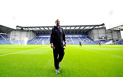 Liverpool Manager Jurgen Klopp walks out on the pitch at The Hawthorns - Mandatory by-line: Joe Meredith/JMP - 15/05/2016 - FOOTBALL - The Hawthorns - West Bromwich, England - West Bromwich Albion v Liverpool - Barclays Premier League