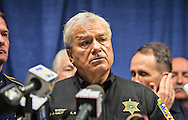 Sherrif  Sid J. Gautreaux lll of East Baton Rouge says at press confernce This is not so much about gun control as it is about what is  inside a man's  heart .