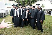 University of Miami Commencement, December 14, 2006.