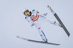 27.02.2021, Oberstdorf, GER, FIS Weltmeisterschaften Ski Nordisch, Oberstdorf 2021, Herren, Skisprung, HS106, Einzelbewerb, im Bild Ziga Jelar (SLO) // Ziga Jelar of Slovenia during men ski Jumping HS106 Single Competition of FIS Nordic Ski World Championships 2021. in Oberstdorf, Germany on 2021/02/27. EXPA Pictures © 2021, PhotoCredit: EXPA/ JFK