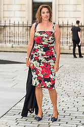 © Licensed to London News Pictures. 07/06/2016.  TRACEY EMIN attends the Royal Academy 2016 Summer Exhibition Preview Party, London, UK. Photo credit: Ray Tang/LNP