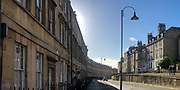 The Georgian City of Bath in the South West of England.