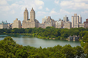 View of Central Park, the reservoir and the El Dorado from 1148 Fifth Avenue, 14th floor