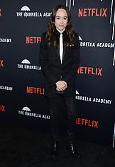 Netflix's 'The Umbrella Academy' Premiere - 12 Feb 2019