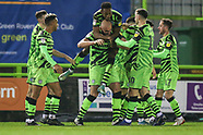 Forest Green Rovers v Macclesfield Town 291219