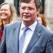 NLD/Naarden//20170414 - Matthaus Passion in de grote kerk van Naarden, Jan Peter  Balkenende
