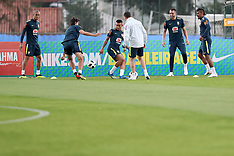 Brazil Football Team Training - 25 May 2018