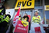 2019/02/15 BVG Streik