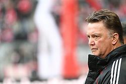 27.11.2010, Allianz Arena, Muenchen, GER, 1.FBL, FC Bayern Muenchen vs Eintracht Frankfurt, im Bild  Louis van Gaal (Trainer Bayern) , EXPA Pictures © 2010, PhotoCredit: EXPA/ nph/  Straubmeier       ****** out ouf GER ******
