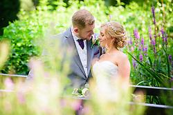 Summer Wedding at Knebworth Barns, Stevenage, Hertfordshire.