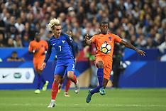 France v Netherlands, 31 August 2017