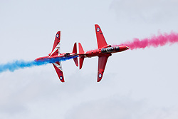 © Licensed to London News Pictures. **/**/****. RAF Fairford, UK.The Royal International Air Tattoo (RIAT). Photo credit : Ian Schofield/LNP
