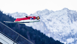 31.12.2013, Olympiaschanze, Garmisch Partenkirchen, GER, FIS Ski Sprung Weltcup, 62. Vierschanzentournee, Qualifikation, im Bild Maciej Kot (POL) // Maciej Kot (POL) during qualification Jump of 62nd Four Hills Tournament of FIS Ski Jumping World Cup at the Olympiaschanze, Garmisch Partenkirchen, Germany on 2013/12/31. EXPA Pictures © 2014, PhotoCredit: EXPA/ JFK