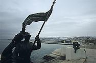 Trieste,Monumento ai bersaglieri liberatori