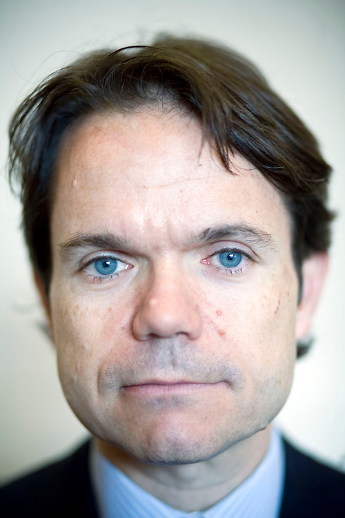 Photo ©2008 Tom Wagner,  ©Tom Wagner 2008, all rights reserved, all moral rights asserted..Portrait of Jerry del Missier, President, Barclays Capital, photographed at Barclays Capital's offices in London, England.