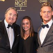 NLD/Amsterdam/20180927 - Opening Holland Casino Amsterdam West, Ferry Doedens en ....... met Erwin van Lambaart