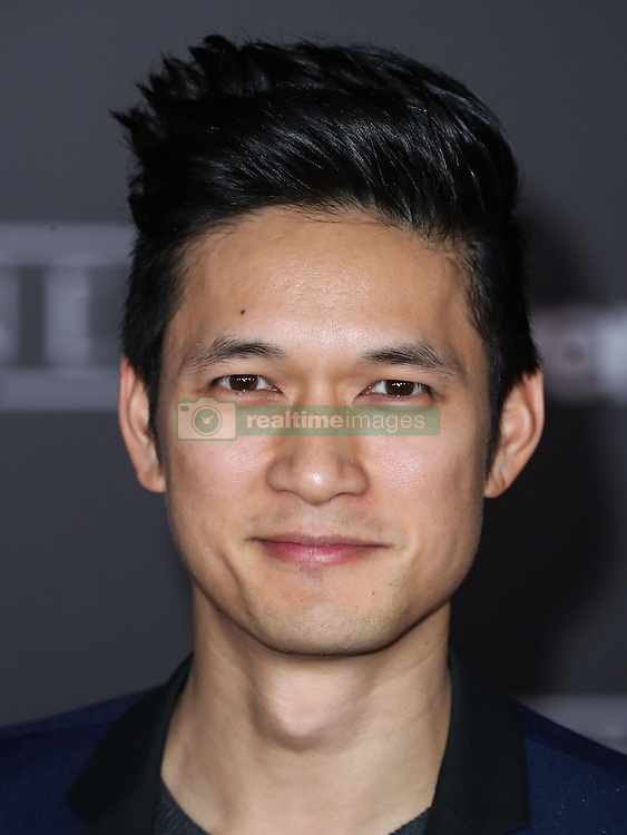 World Premiere Of Walt Disney Pictures And Lucasfilm's 'Rogue One: A Star Wars Story' at the Pantages Theatre on December 10, 2016 in Hollywood, California. 10 Dec 2016 Pictured: Harry Shum Jr. Photo credit: Image Press/MEGA TheMegaAgency.com +1 888 505 6342