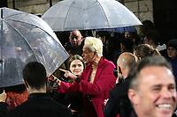 Brigitte Nielsen, Creed II - European Premiere, BFI IMAX, London, UK, 28 November 2018, Photo by Richard Goldschmidt