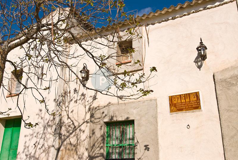 Venta de la Inés. Parque Natural del Valle de Alcudia y Sierra Madrona. Ciudad Real ©Antonio Real Hurtado / PILAR REVILLA