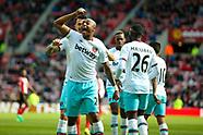 Sunderland v West Ham United 150417