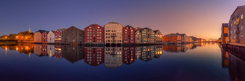 Trondheim, Norway. Oct 2019.