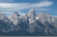 The Teton Range, Grand Teton National Park Wyoming