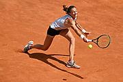 Foto Fabrizio Corradetti - LaPresse<br /> 15/05/2021 Roma ( Italia)<br /> Sport Tennis<br /> Semifinale<br /> Karolina Pliskova (CZE) vs Petra Martic (CRO)<br /> Internazionali BNL d'Italia 2021<br /> Nella foto: Petra Martic <br /> <br /> Photo Fabrizio Corradetti - LaPresse<br /> 15/05/2021 Roma (Italy)<br /> Sport Tennis<br /> Semifinal<br /> Karolina Pliskova (CZE) vs Petra Martic (CRO)<br /> Internazionali BNL d'Italia 2021<br /> In the pic: Petra Martic