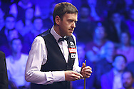 Ricky Walden during the Ladbrokes Players Snooker Championship at Event City, Manchester, United Kingdom on 27 March 2016. Photo by Pete Burns.
