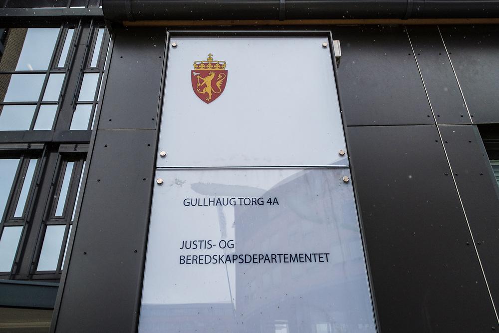 Justis- og beredskapsdepartementet (JD), tidl. Justis- og politidepartementet, er et norsk departement som skal sørge for at grunnleggende garantier om rettssikkerhet blir opprettholdt og utviklet. Et overordnet mål er å sikre samfunnets og enkeltmenneskets trygghet. JD holder hus i Nydalen i Oslo.