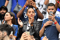 Sandra sister of Corentin Tolisso during the FIFA World Cup 2018 Round of 8 match at the Nizhny Novgorod Stadium Russia, on July 6, 2018. . Photo by Christian Liewig/ABACAPRESS.COM